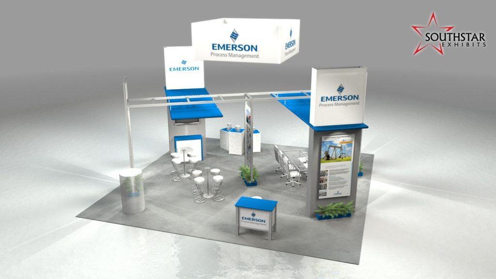 Emerson-tradeshow-display-houston