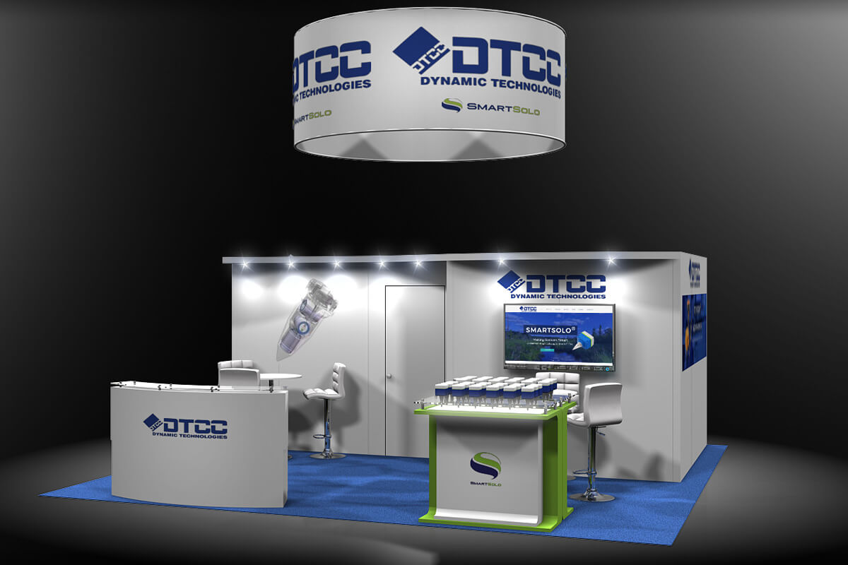 Dynamic Technologies Booth