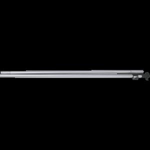hybrid telescopic retractable banner stand pole